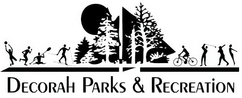Decorah Park & Recreation Logo