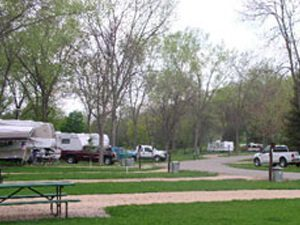 Pulpit Rock Campground