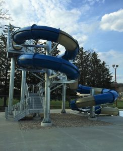 picture of waterslide