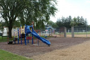 Picture of Swimming Pool park playground equipment