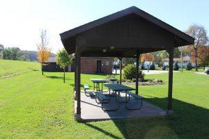 Wayside Park Shelter