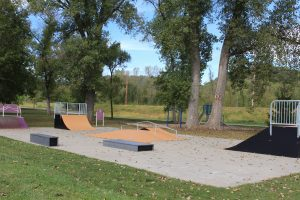 Picture of Wold Park Skate Ramps