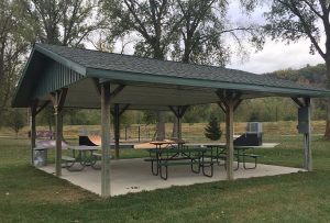 Picture of Wold Park Shelter