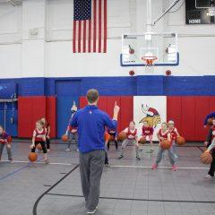 1st-6th Grade Basketball Registration due Fri, Oct 12