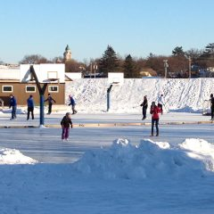 Ice Rink Opens at 1pm Thursday, December 28