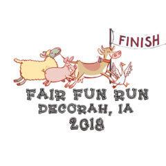 Fair Fun Run Pre-registration is due Fri, June 29