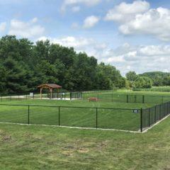 Decorah Dog Park Opens