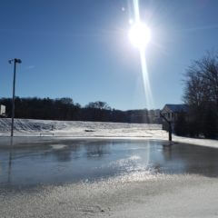 Ice Rink Remains Closed