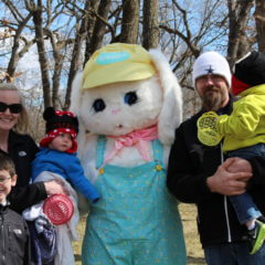 Easter Egg Hunt Registration Deadline is April 1