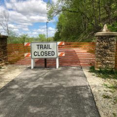 Dug Road Closed