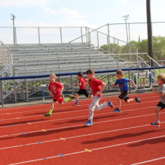 Free Kids Track Meet May 14