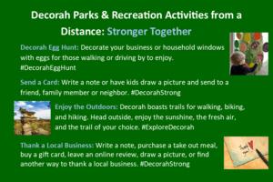 Decorah: Stronger Together