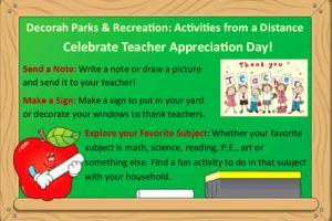 Teacher Appreciation Day