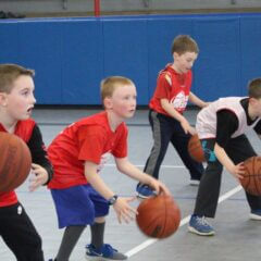 Youth Basketball Registration due Mon, Oct 26