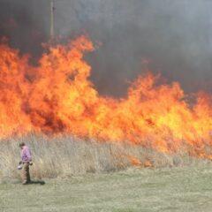 Prairie Burns Scheduled