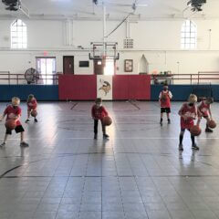 Registration for Basketball (1st-6th Grade) & Adult Volleyball Begins Oct 1